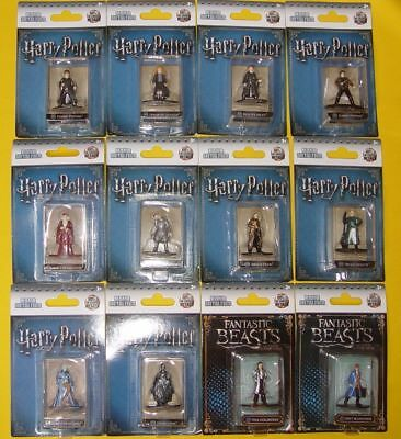 Harry Potter & Fantastic Beasts Nano Metalfigs zum aussuchen