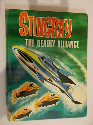 Stingray Annual The Deadly Alliance 1966