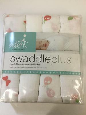 Aden And Anais Swaddle Plus Breathable Blankets