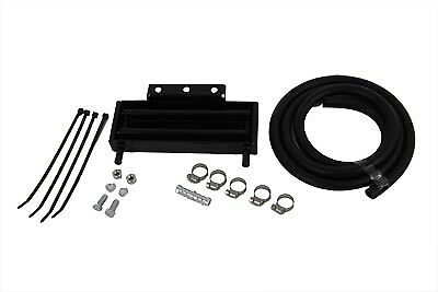 Sifton Oil Cooler Horizontal Mount Style,fits Harley Davidson motorcycle models