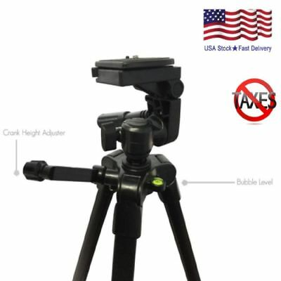 "NEW 72"" Photo / Video ProPod Tripod for Cameras & Camcorders Leveling"