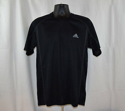 NWT Men's Adidas Short Sleeve Workout Poly Climalite Tee T-Shirt - Variety