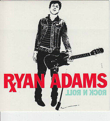 Ryan Adams Rock N Roll RARE promo sticker '03