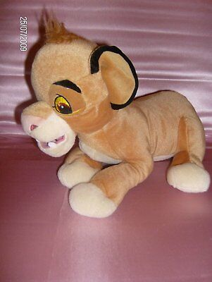 The Lion King - Simba Soft Toy