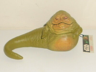 2007 Star Wars Jabba The Hutt Action Figure Keychain Statue