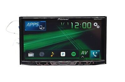 "Pioneer AVH-X4800BS DVD CD Receiver w/ 6.95"" Monitor & Bluetooth Car Stereo"