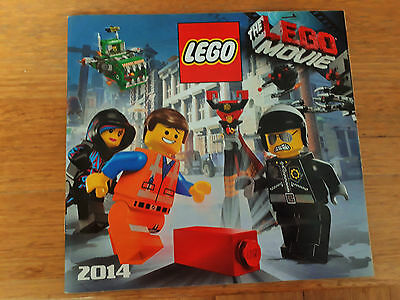 Lego Catalogue Booklet Brochure 72 Pages 2014 English Ver.new