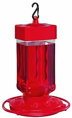 First Nature 3055 32-ounce Hummingbird Feeder Red 1 pack