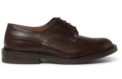 Tricker's Scarpe Uomo Woodstock Stringate Polo Kudu Derby Super Shoes 5636B