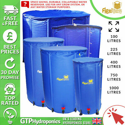 Flexi-Tank Collapsible Water Reservoir Autopot- 100L/225L/400L/750L/1000L Litres