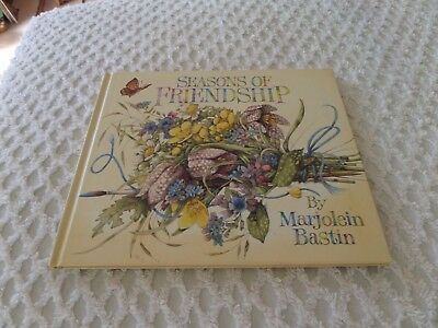 Hallmark Seasons of Friendship by Marjolein Bastin 1996