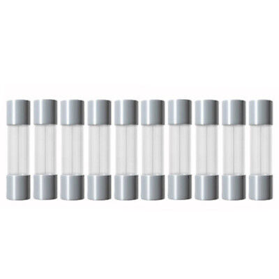 10 Pieces FSP Fuse Glass Tube Fuse T 1,25A 250V TIME DELAY 5X20mm Fuse Miniature