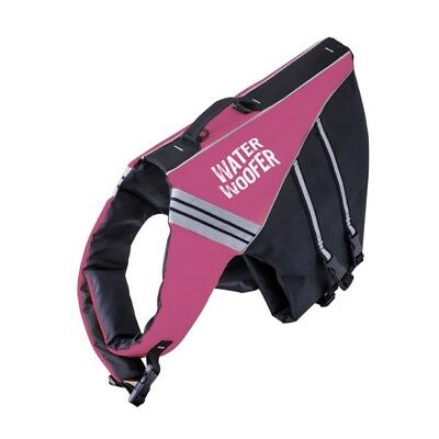 Water Woofer DFD Dog Flotation Device - Quality Buoyancy Aid  Lilac Life Jacket