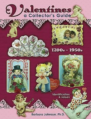 Valentines A Collectors Guide 1700s - 1950s Identification Price Vintage Antique