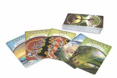 Earth Tarot Cards Oracle Tool English Version Guidance Future Fate Fortune Game