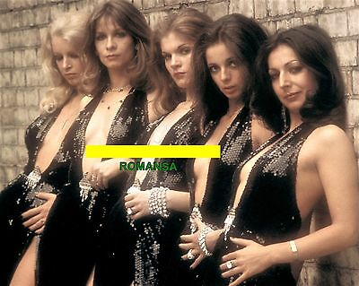 Pans People  ( Top Of The Pops ) Photographic Image R2288