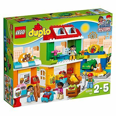 LEGO® DUPLO® 10836 Stadtviertel NEU OVP_ Town Square NEW MISB NRFB