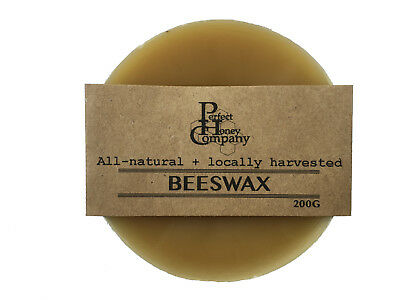 Bees Wax 100% Australian Fresh from our hives. 2x 200g