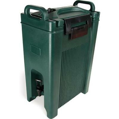 Carlisle Cateraide Insulated Beverage Server 5 Gallon Forest Green XT500008