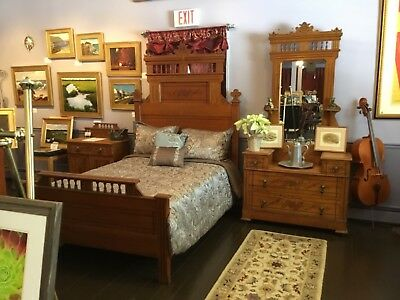 3 pc. Eastlake bedroom set