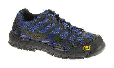 CAT ® Caterpillar P718126 Streamline Comp Toe Safety Boot Size 9 UK 10 US BR NEW