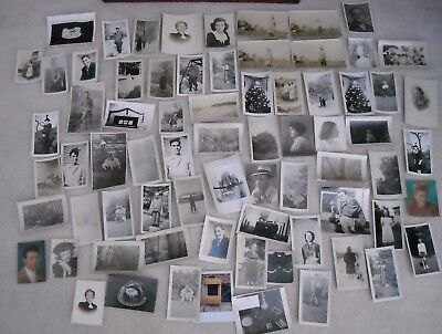 70 + antique vintage retro photographs mixed subject matter and sizes nature too