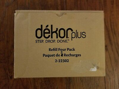 Dekor Plus Refill 3 packs