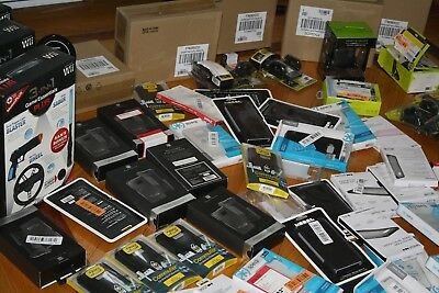 Huge Wholesale Lot 100+ New Items Samsung Galaxy, WII, Car Mounts LOT #4 $2500++