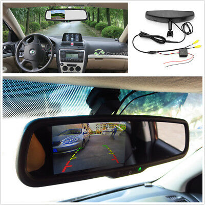 4.3'' Interior Replacement Electronic Auto Dimming Car Rear View Mirror Monitor