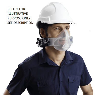 Clean Space POWERED AIR PURIFYING RESPIRATOR FILTER 3Pcs Easy & Quickly Fitted