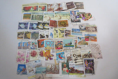 AUSTRALIAN High Value STAMPS - 190 stamps (3 Lots)