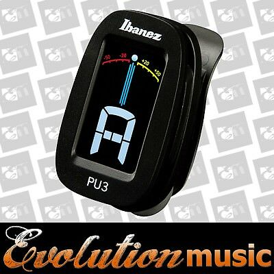 Ibanez PU3 Clip on Tuner