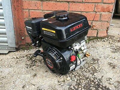 PETROL ENGINE LONCIN 5.5 HP REPLACES HONDA GX160 ENGINE 20mm SHAFT