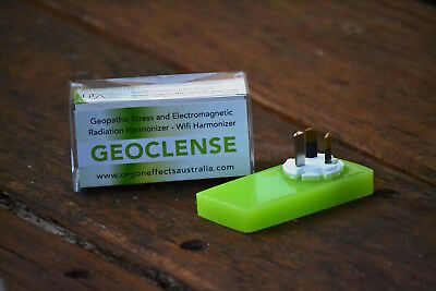 Geoclense WiFi EMF Radiation Protection & Free Book