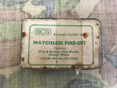 BCB Matchless Fire Set - 1985