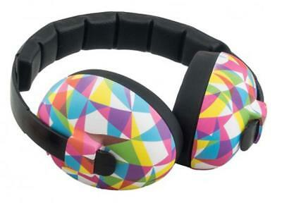 "Kids Banz Ear Defenders / Ear Muffs Age  2-10 years "" Geo"""