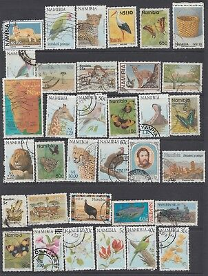 Useful NAMIBIA Selection.  Starting at Just 69p (REF 11218)