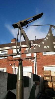 Vintage Military Tretiakovs Weather Station Wind Nice Weather Vane To The Garden