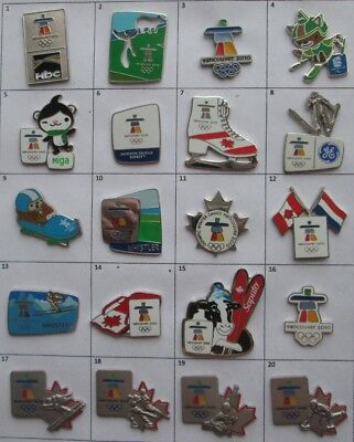 Saputo (Cow) Logo (Pin # 15 Only) Vancouver 2010 Olympic Winter Games # 6105