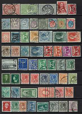 "NETHERLANDS ""small collection (x)fu"" E503c"