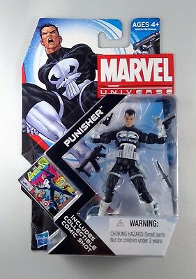 Marvel Universe Punisher Series 4 #013 New in Pkg 3.75 Ages 4+