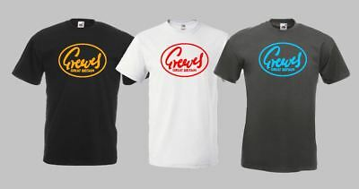 Greeves  Motorcycles Retro Bikers t shirt (Norton,enfield, Indian, Ajs etc)