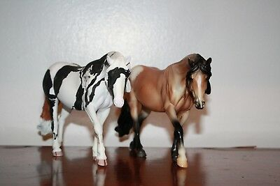 breyer horse lot of 2 classic bodies