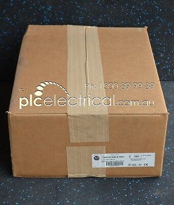 Allen-Bradley 1492-ACABLE100Y Pre-Wired Cable (10 Meters)