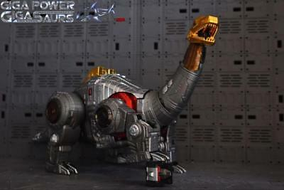 [NEW][Transformers] Gigapower (GP) HQ-04R Graviter (Chrome)