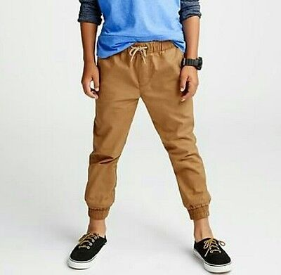 Boys *Fashion* Drop- Crotch Joggers MANY COLORS
