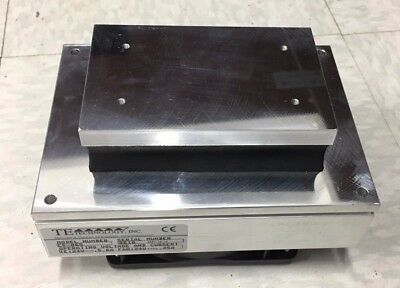 New TE Technology CP-065 Cold Plate Cooler Thermoelectric Peltier Cooling unit