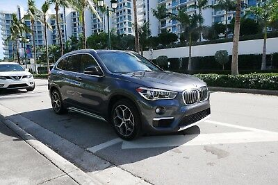 2016 BMW X1  2016 BMW X1 xdrive NAVi; panarama roof; LED lights, only 18kmiles