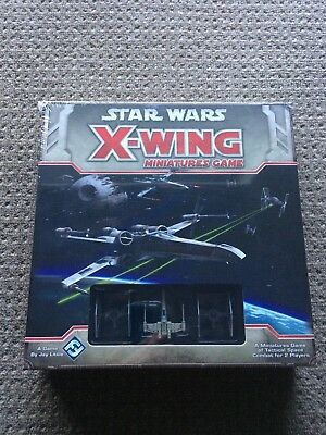 Star Wars - X-Wing Game - Core Set Miniatures Game