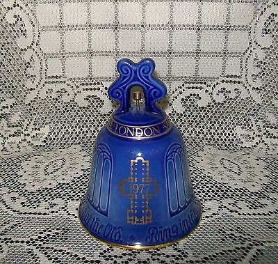 """VINTAGE 1977 BING & GRONDAHL 'New Year"""" BELL (St Pauls Cathedral London) Denmark"""